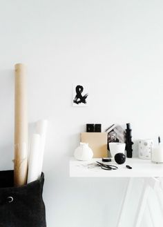 Fiddle and Spoon | Influences: Creative Spaces | http://fiddleandspoon.com