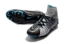 1c8b7119cb375 Nike Hypervenom Phantom III FG Cano Alto Chuteiras, Produtos, Nike Futebol,  Chuteiras De