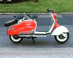 1952 Siambretta 125 LD