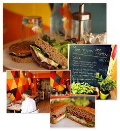 Thank You My Deer - restaurant, brunch, pain maison / Paris 11. All sans gluten.