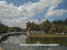 Beautiful park, The City. Matanzas
