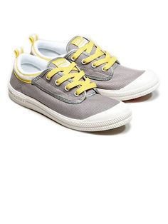 Best for Sightseeing: American Eagle Volley International #Sneaker, $40; ae.com