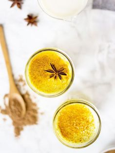 """""""Golden milk"""" is the trendy beverage women across the country turn to for health benefits (and its delicious flavor)."""