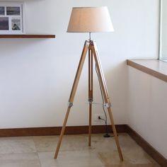 Luminária de Chão Louise | Balai - balai