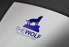 Wolf by Esse Logo Studio on Creative Market