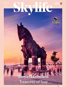 SKYLİFE: Troya Hazineleri – 2018 Troya Yılı