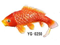 Bright Color Fish Trinket Box with Magnet Figurine Souvenir for Home Decoration