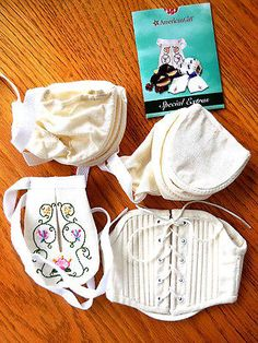 American Girl Felicity or Elizabeth Undergarments | eBay