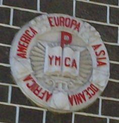 YMCA sign in Mumbai