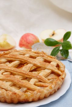 How to make a simple apple pie, it's easy with this recipe and my kids love it!