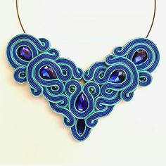 Material:alloy Size pcs About the shipping When we receive an order,we need business days to prepare all the things for shipping. Custom Jewelry, Diy Jewelry, Beaded Jewelry, Bead Embroidery Jewelry, Beaded Embroidery, Soutache Necklace, Crochet Necklace, Handmade Necklaces, Handmade Jewelry
