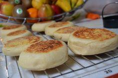 English Muffins (Bread Machine Method).. Photo by YnkyGrlDwndr