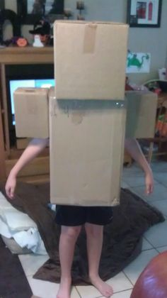 Minecraft – Steve – Halloween Costume - Minecraft World Minecraft Steve Halloween Costume, Costume Halloween, Minecraft Costumes, Maske Halloween, Minecraft Crafts, Holidays Halloween, Halloween Kids, Halloween 2019, Steve Costume