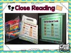 A VERY informative blog post on Close Reading!