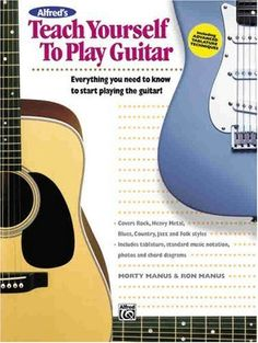 Teach Yourself to Play Guitar (Book & Enhanced CD) by Morty Manus. $13.57. Author: Ron Manus. Series - Teach Yourself. Publication: June 1992. Publisher: Alfred Pub Co (June 1992). Save 32%!