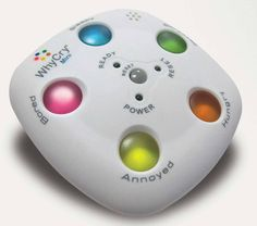 The WhyCry Baby Crying Analyzer | 19 Mind-Blowing Baby Shower Gifts For The 21st Century