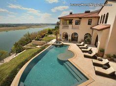 Spicewood Luxury Homes and Real Estate | Villa La Isla Lakefront Estate