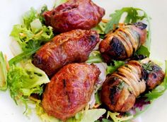 Entrails rolls...yes it can seem disgusting but we assicure: they are delicious!!! http://www.salentourist.it/default_en.aspx