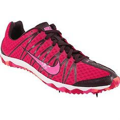 5a0bbe01489 Nike Zoom Rival Xc Racing Flats - Womens Fuchia Pink Red Track And Field  Shoes