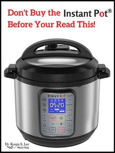 Don't Buy Instant Pot