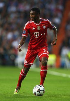 David Alaba Photos - VfL Wolfsburg v FC Bayern Muenchen - Zimbio