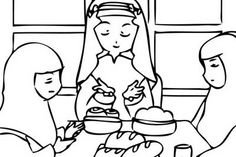 muslim holidays coloring pages - photo#6