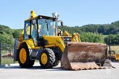 Retroexcavadora MF Fermec 760 usada http://www.ito-germany.es/de-ocasion/excavadoras/retroexcavadora #Retroexcavadora #Retroexcavadora_ruedas #Fermec #Fermec_760 #Maquinaria_construccion