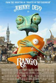 Rango Filme Completo Dublado. Rango is an ordinary chameleon who accidentally winds up in the town of Dirt, a lawless outpost in the Wild West in desperate need of a new sheriff.