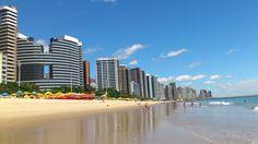 Praia do Meireles, Fortaleza (CE)