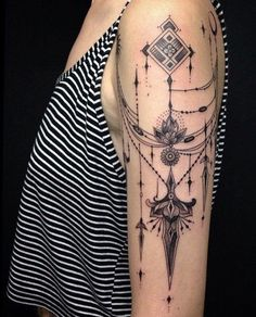 17 Unique Arm Tattoo Designs For Girls | Tattoo Design Gallery