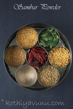 Veg Recipes, Curry Recipes, Vegetarian Recipes, Cooking Recipes, Healthy Recipes, Delicious Recipes, Yummy Food, Sambhar Recipe, Recipes