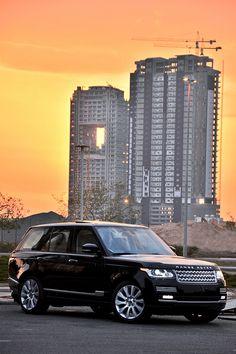 Range Rover 2013. -it's so pretty!