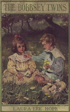 Cover of The Bobbsey Twins, 1904