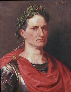 Julius Ceasar was a famous politician and general of the classical Roman Republic. He expanded the Roman empire. Julius Ceasar eventually seized power of Rome and declared himself the dictator. His lead to the Roman imperial system. Ancient Rome, Ancient History, Ancient Greece, Gaius Julius Caesar, Asterix Y Obelix, Rome Antique, Roman Legion, Roman Republic, Roman Soldiers