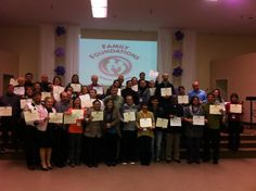 """FFI School of Ministry Graduating Class, Danbury 2014   This class of """"World Changers"""" became friends for life as they learned to become transparent with one another in order to be pure vessels of God's grace to the world."""