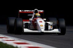 (FILE) In Profile: Ayrton Senna