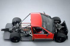 Alfa Romeo 164 Pro Car