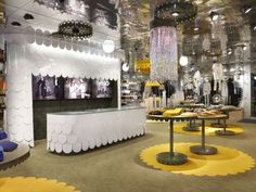 Carnival-Inspired Clothing Shops : monki carnaby street shop