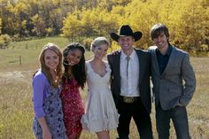 (Heartland) Caleb and Ashley's wedding ♥