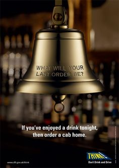 Think! Drink Driving