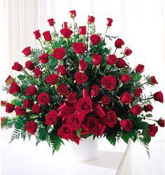 ramos de rosas rojas con poemas sentimiento en poesa a da de hoy - Fotos De Rosas Rojas Grandes
