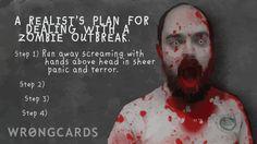 zombie apocalypse tip: