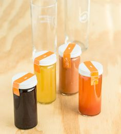Seasonal Juice Blend Cocktail Mixer Set by American Juice Company on Scoutmob Shoppe