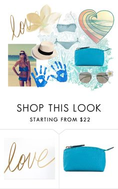 """SUMMER 14"" by saraescalonalopez ❤ liked on Polyvore featuring Tone It Up and Fendi"