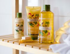 Yves Rocher : Nouvelle collection