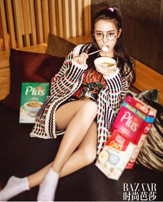 Up to Off Maje And Sandro Women Clothes @ Nordstrom - iSaveToday Next Clothes, Clothes For Women, China, Beautiful Chinese Girl, Female Character Design, Cute Girl Photo, Beautiful Bollywood Actress, Kimono, Chinese Actress
