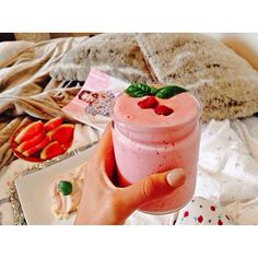 Pink breakfast #Padgram