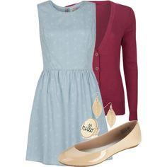 Teacher Outfits on a Teacher& Budget 108 Legging Outfits, Adrette Outfits, Preppy Outfits, Fashion Outfits, Church Outfits, Simple Outfits, Teacher Wardrobe, Teacher Clothes, Teacher Dresses