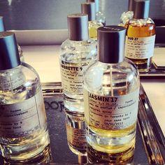 Le Labo Perfume....mmm mmmmm good