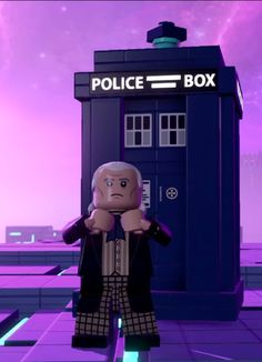 Lego dimensions: they're finally building a dr. Who Lego set!! I've done my waiting.